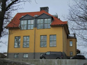 Vikdalens skola - by johasp